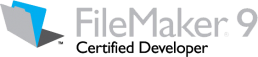 FileMaker Certified Developer 9