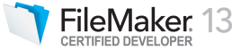FileMaker Certified Developer 13