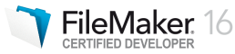 FileMaker Certified Developer 16