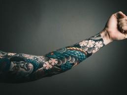 Software de administración para estudio de tatuajes - Portada